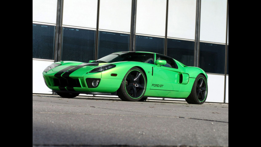 """Ford GT """"HP 790"""" by Geiger"""
