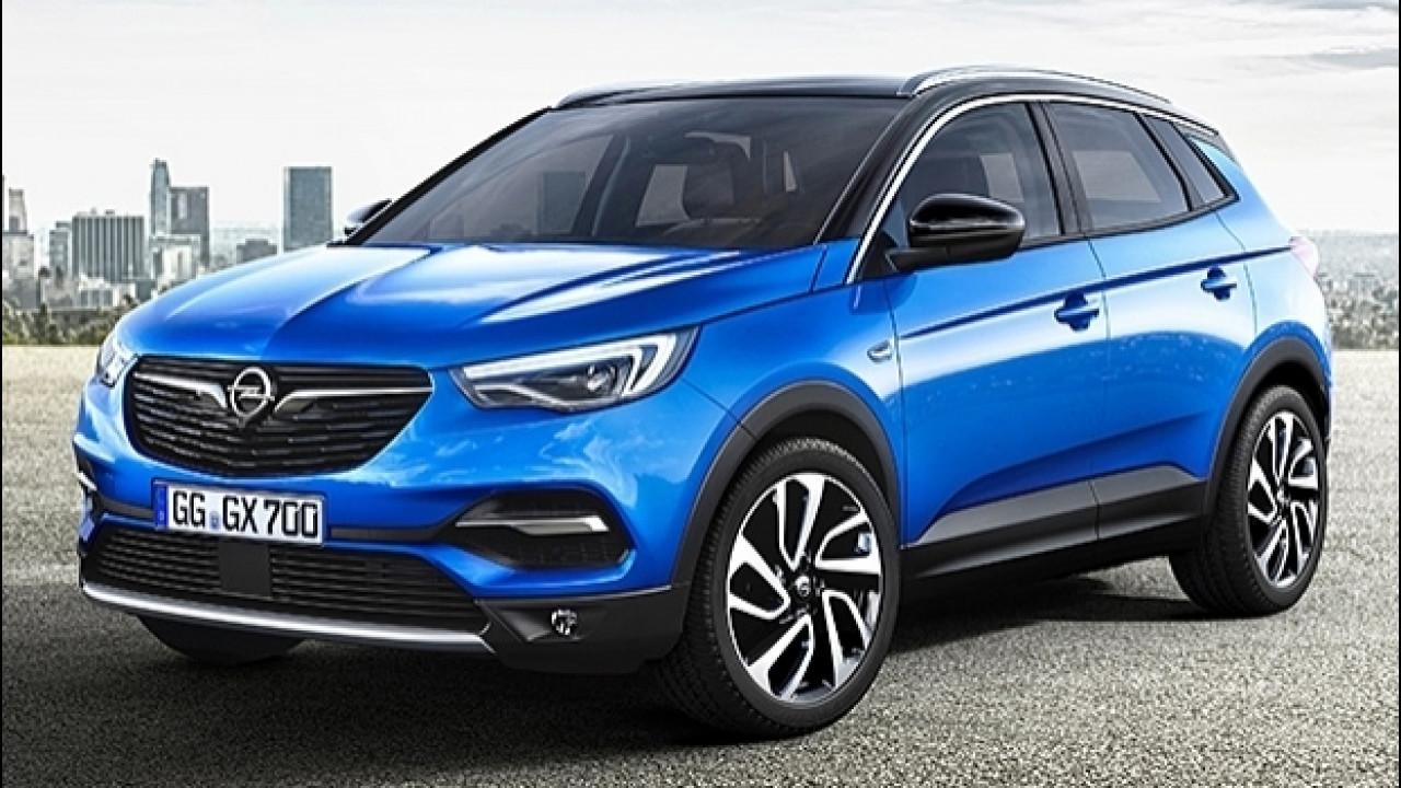 [Copertina] - Opel Grandland X, il terzo SUV è quello medio [VIDEO]