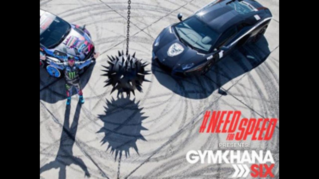 [Copertina] - Ken Block è consulente di Need for Speed