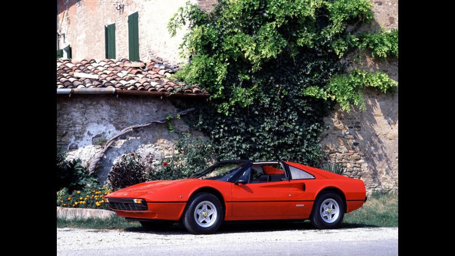 """Ferrari 488 Spider, 40 anni di V8 """"a cielo aperto"""""""