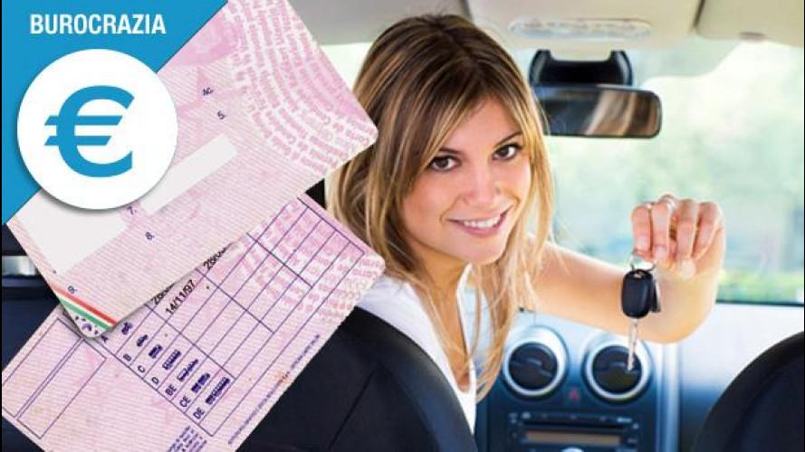 Patente di guida, come funzionano i punti