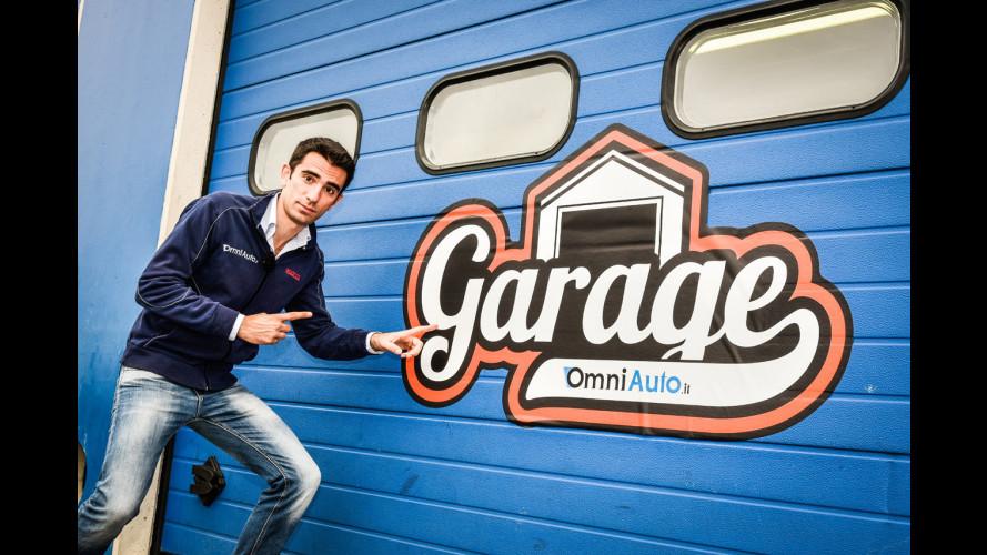 OmniAuto Garage, la prova dell'inglese che sfida le tedesche