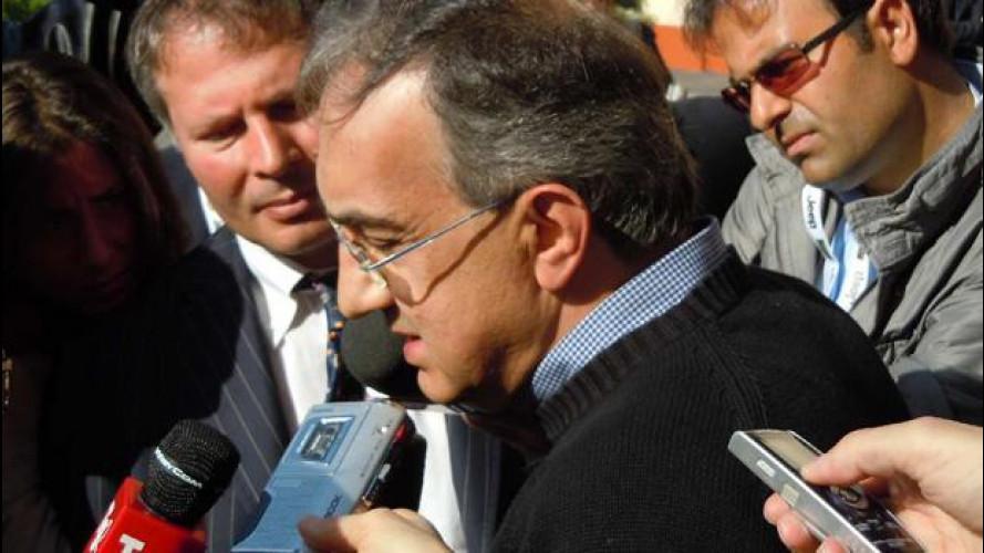 Sergio Marchionne guiderà FCA fino al 2020