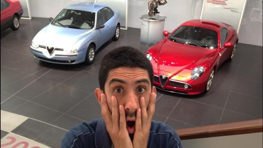 Museo Alfa Romeo, siamo entrati in anteprima [VIDEO]