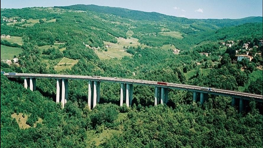 [Copertina] - Autostrada A1 Panoramica chiusa per il Giro d'Italia, 3 cose da sapere