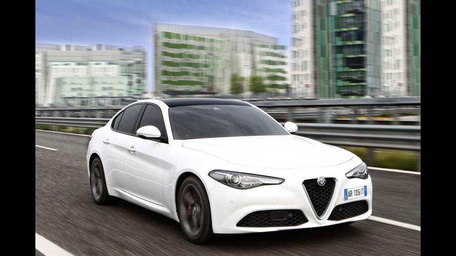 Alfa Romeo Giulia, svelati motori e allestimenti [VIDEO]