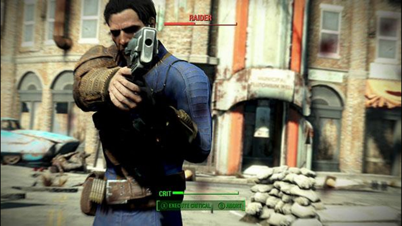 [Copertina] - Fallout 4 ridefinisce il concetto di game open world post-nucleare