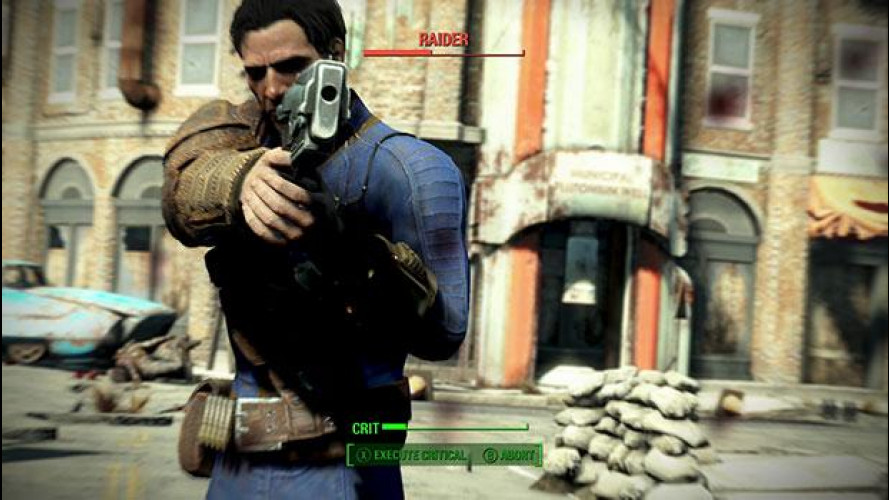 Fallout 4 ridefinisce il concetto di game open world post-nucleare