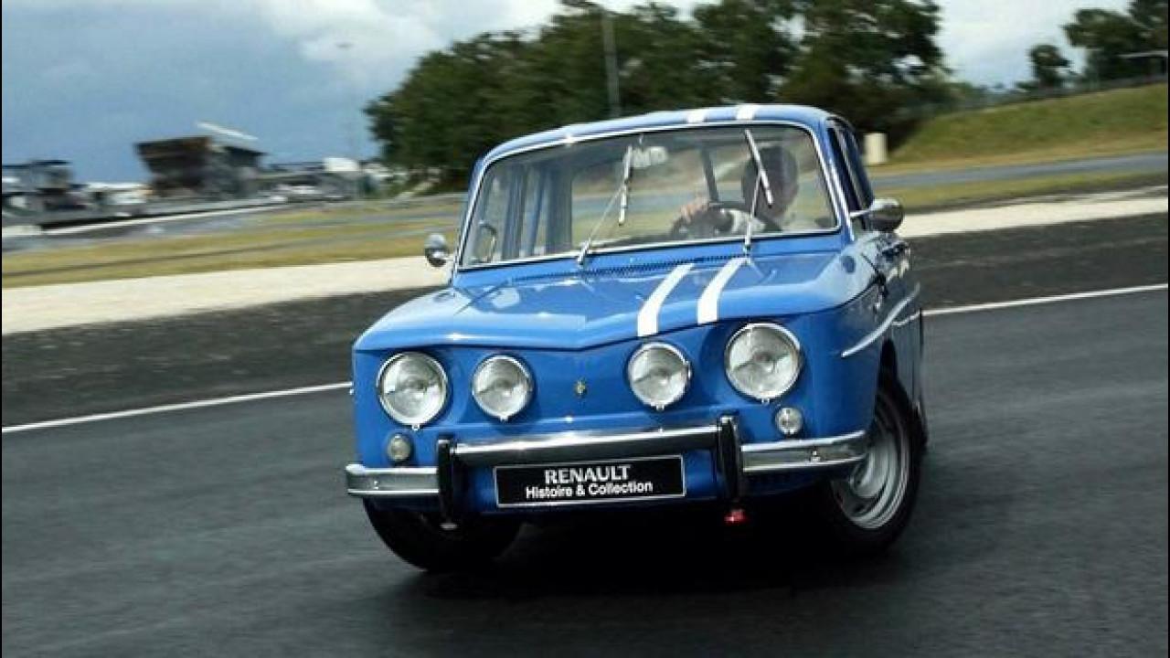 """[Copertina] - Renault 8 Gordini, mezzo secolo di """"magia"""""""