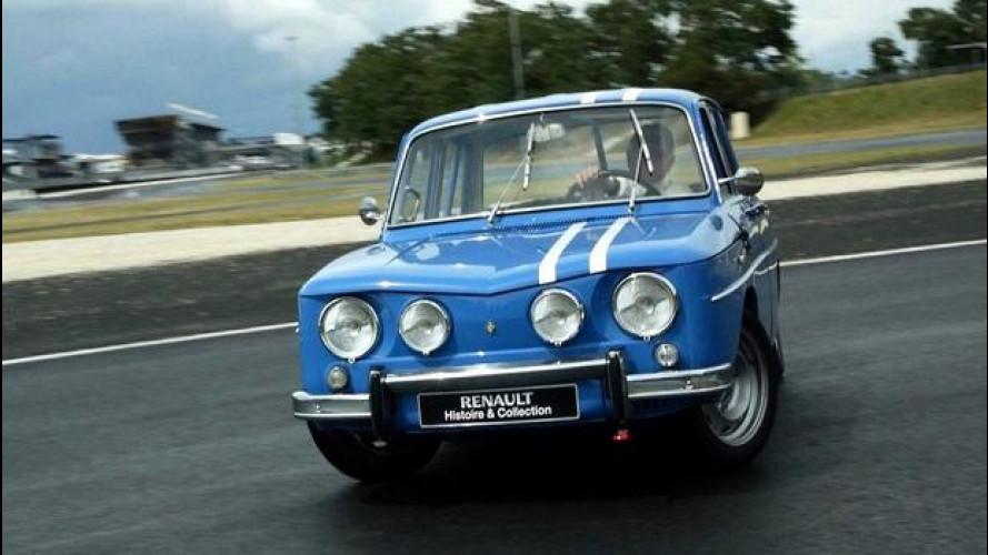 """Renault 8 Gordini, mezzo secolo di """"magia"""""""