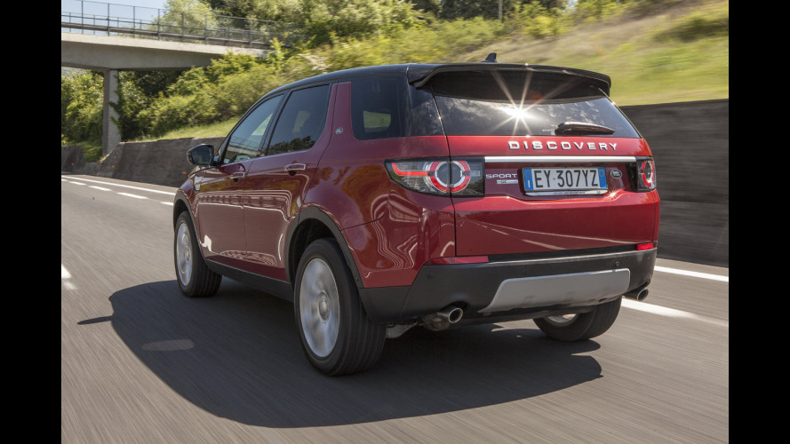Land Rover Discovery Sport, a prova di sportivo [VIDEO]