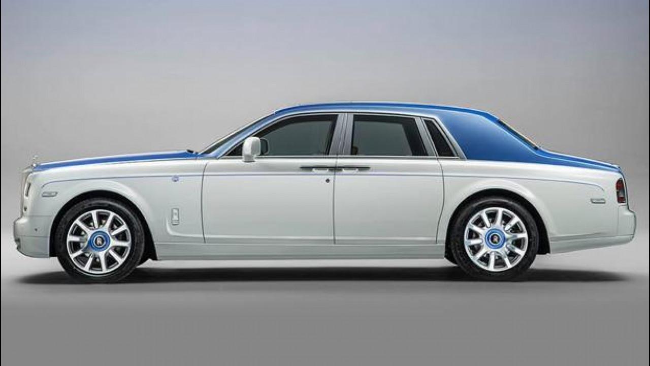 [Copertina] - Rolls-Royce Phantom Nautica, dallo yacht alla berlina il passo è breve