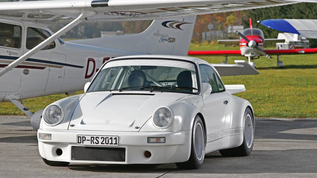1973 Porsche 911 by DP Motorsport