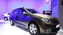 Dcia Logan MCV Paris Motor Show