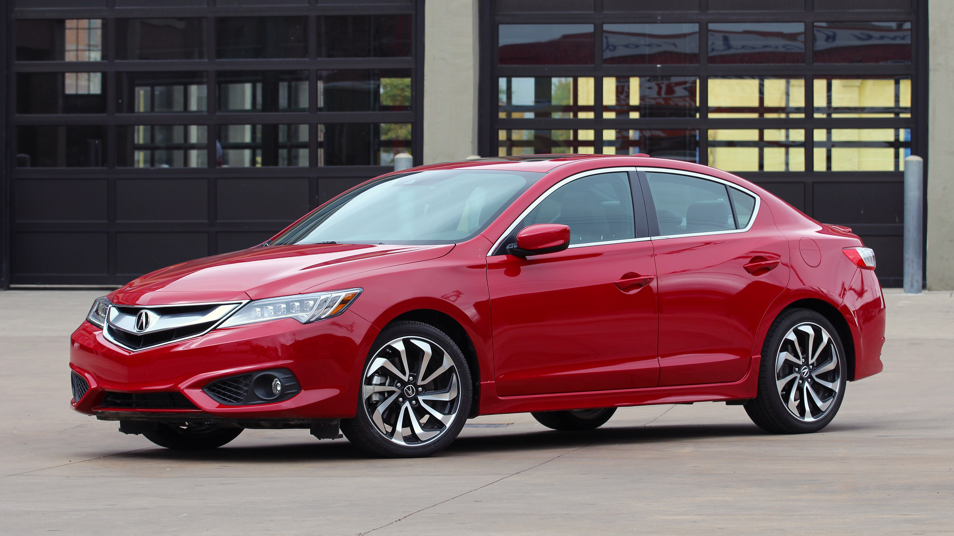 Acura Sedan 2017 >> Review 2017 Acura Ilx