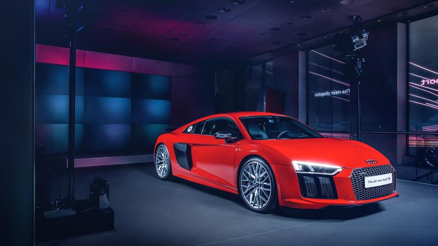 Bientôt un V6 Porsche sous le capot de l'Audi R8