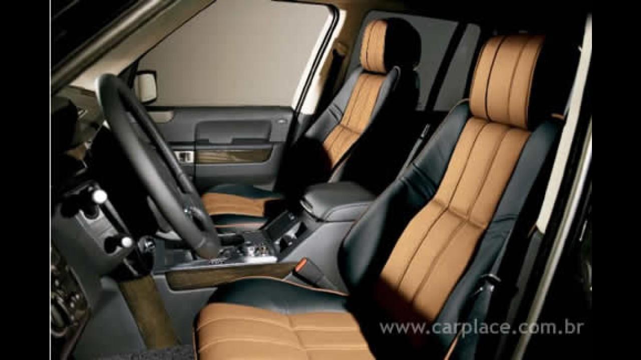 Edição Limitada - Range Rover Westminster 2008 com 400 cavalos
