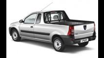 Conheça o Renault Pick-up Logan que chega em 2008