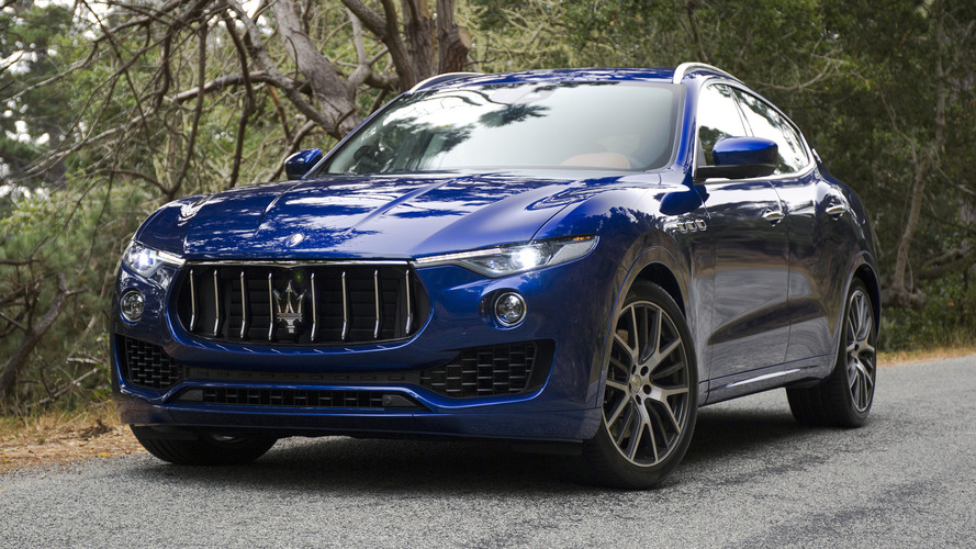 Maserati In No Rush To Launch Midsize SUV