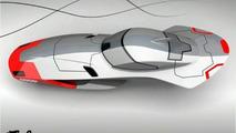 Audi Calamaro Flying Concept Car