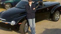 Chevrolet SSR at Daytona Beach 2005