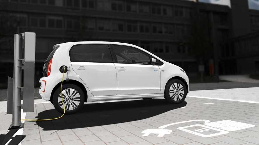 Volkswagen'in 21.000$'lık elektrikli aracı yeni e-Up! imiş