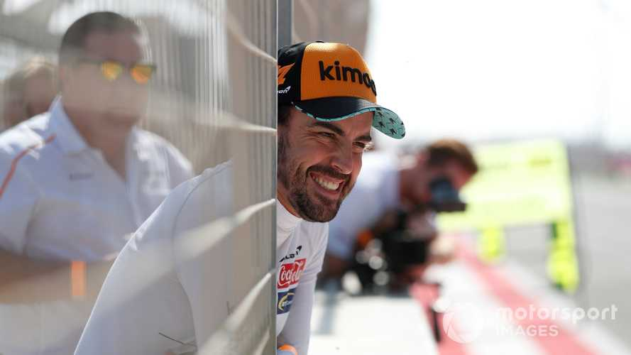 Alonso has turned down 'iconic' race offers