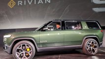 Rivian R1S SUV