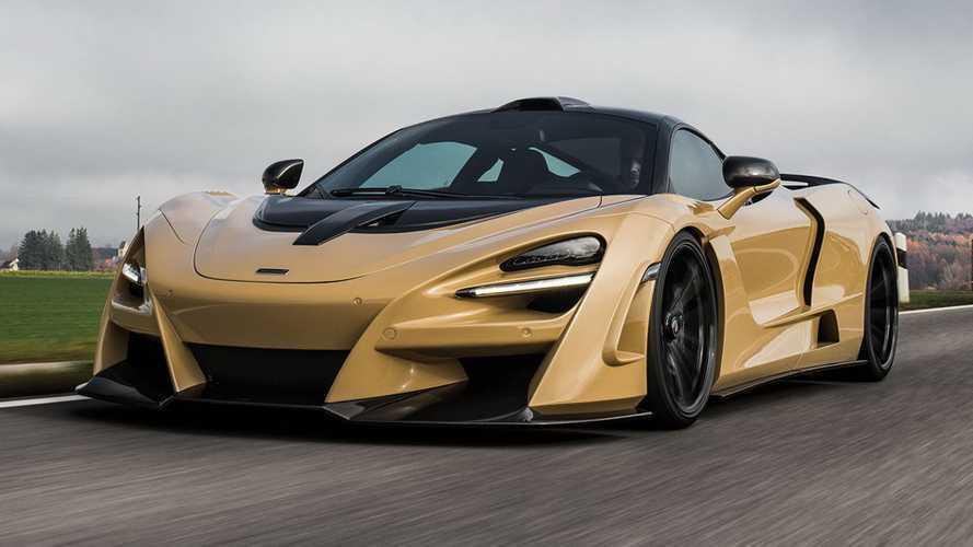 Novitec modifiyeli McLaren 720S N-Largo muhteşem görünüyor