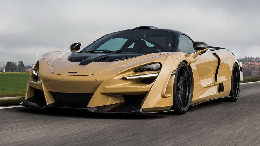 McLaren 720S receives extreme aero tuner makeover