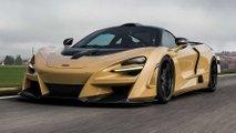 McLaren 720S N-Largo by Novitec