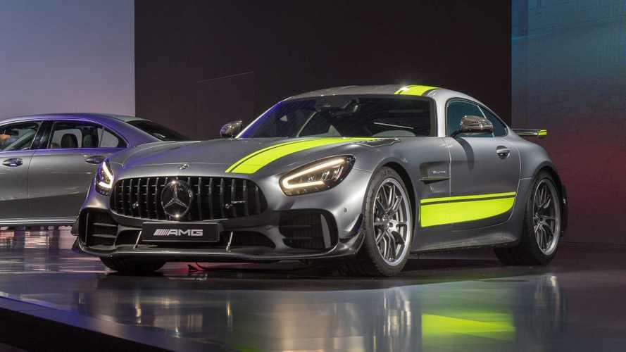 Mercedes-AMG GT R Pro chega ao Brasil por R$ 1.699.900