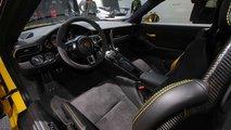 991 Porsche 911 Kabin