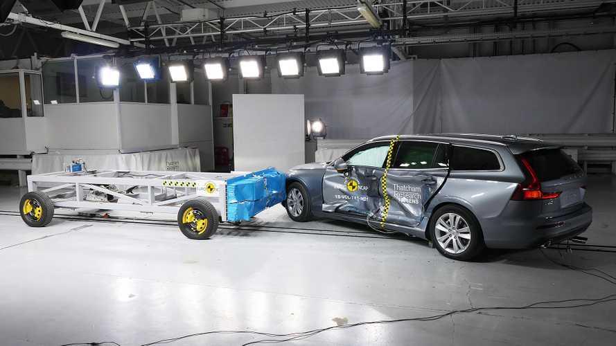 007 svedesi, così Volvo indaga sugli incidenti stradali