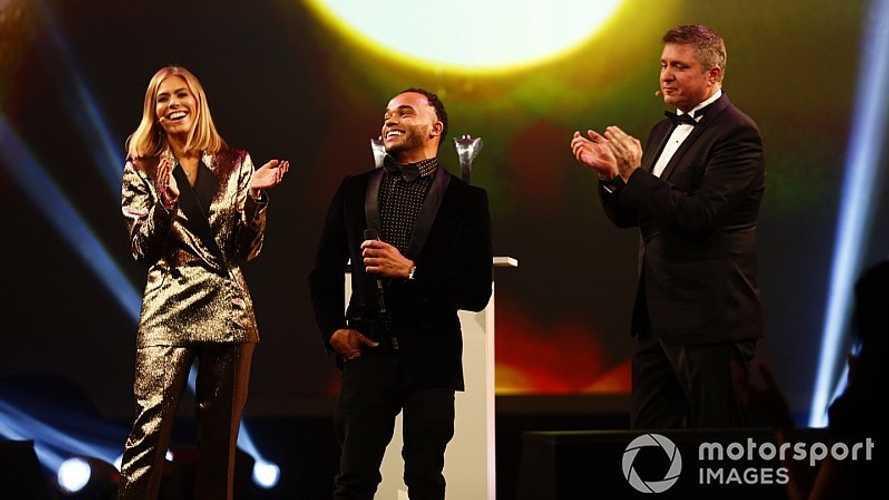 Autosport Awards: Hamilton gana el premio al Piloto Internacional del Año