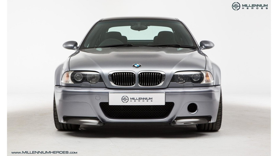 This £45,000 BMW M3 CSL Is An Unmissable Bargain