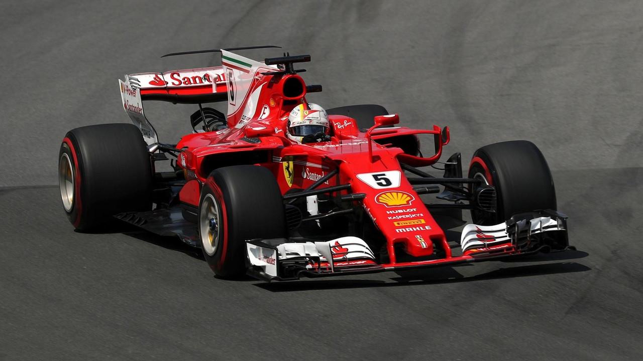 Sebastian Vettel GP du Canada