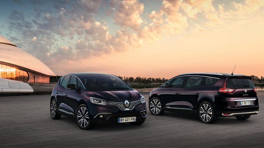 Renault Hasn't Made Up Its Mind About What To Do With Scenic MPV