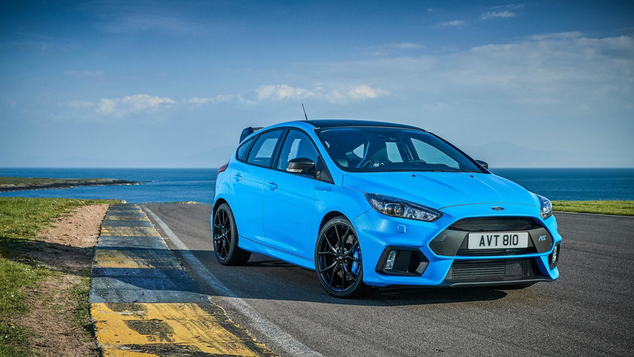 La Ford Focus RS tire sa révérence