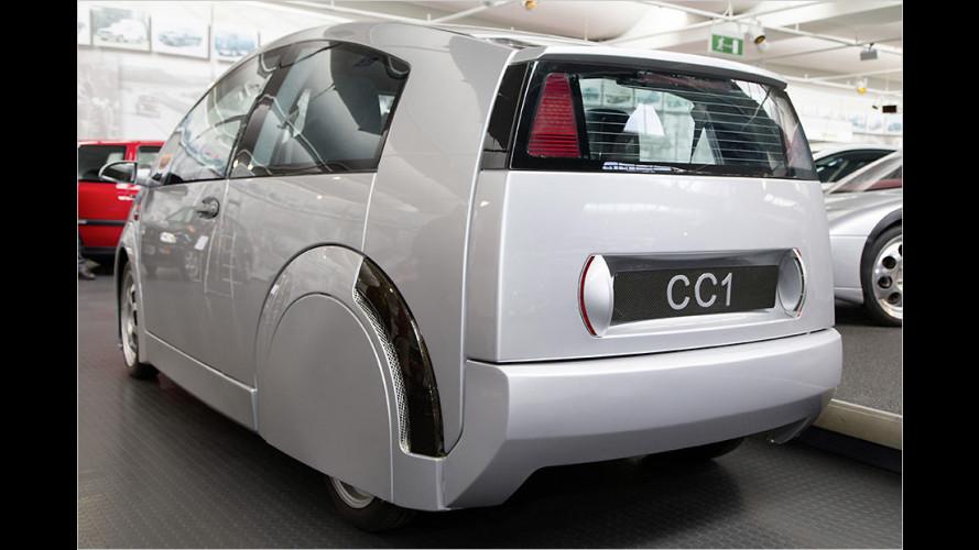 CC1: Der unbekannte VW