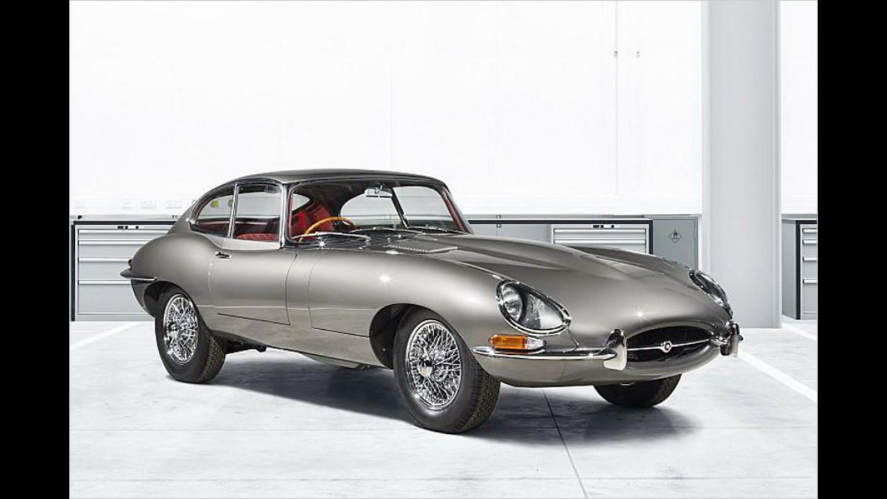Jaguar E-Type Reborne