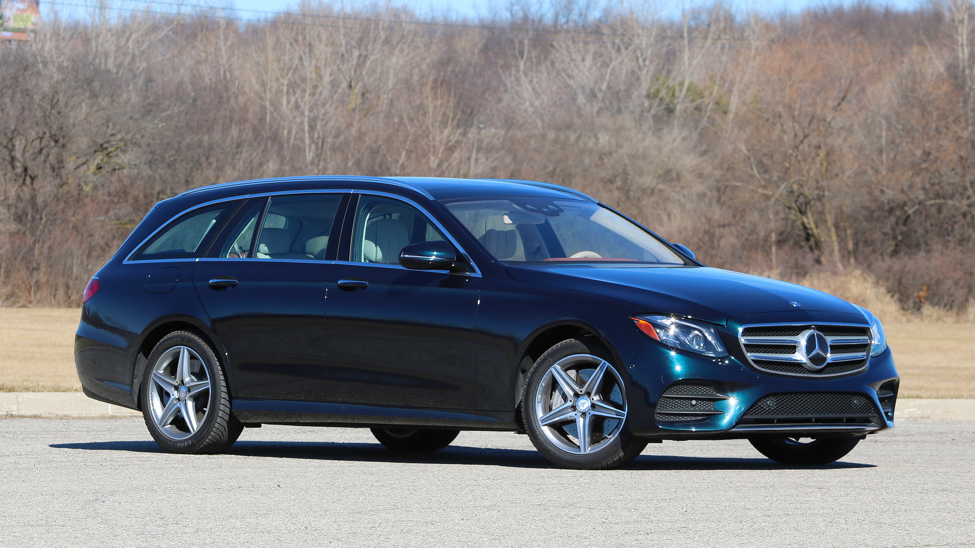 2017 Mercedes Benz E400 Wagon Review Cure For The Common Crossover
