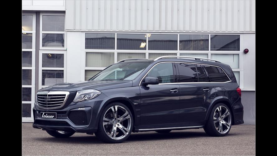 Tuning fürs Luxus-SUV und fürs Miniatur-Cabrio