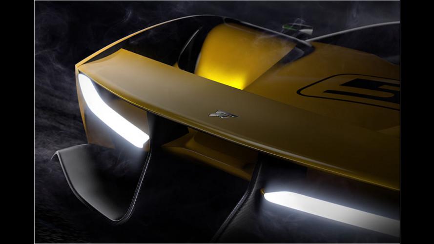 F1-Champion baut Sportwagen