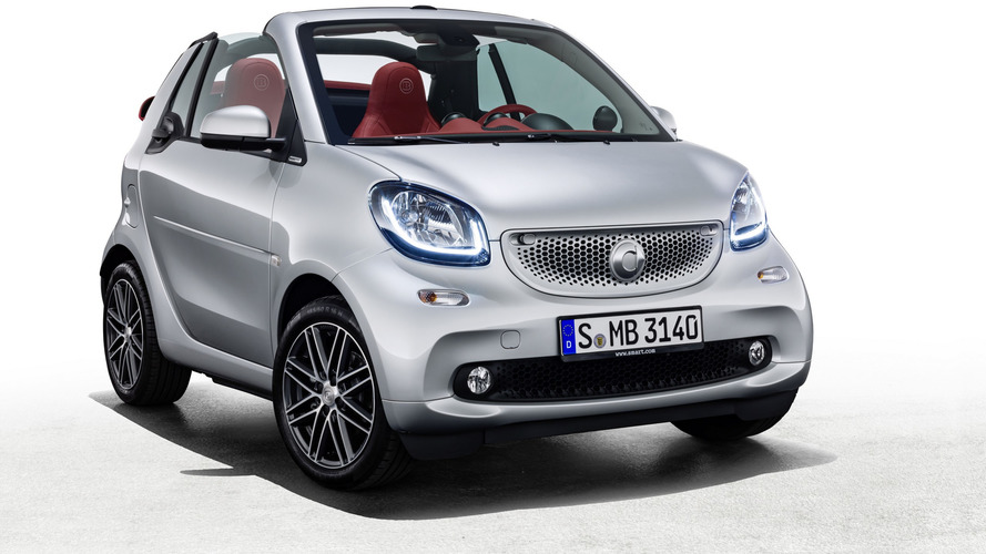 Smart is taking two special editions to Geneva