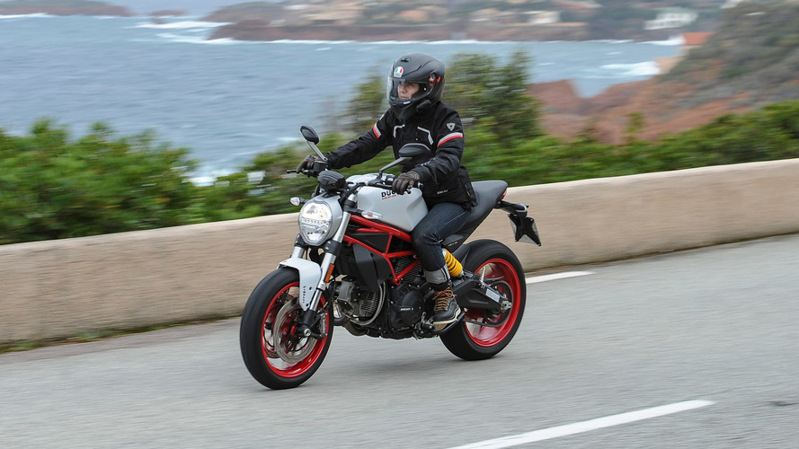 Ducati Monster 797 review