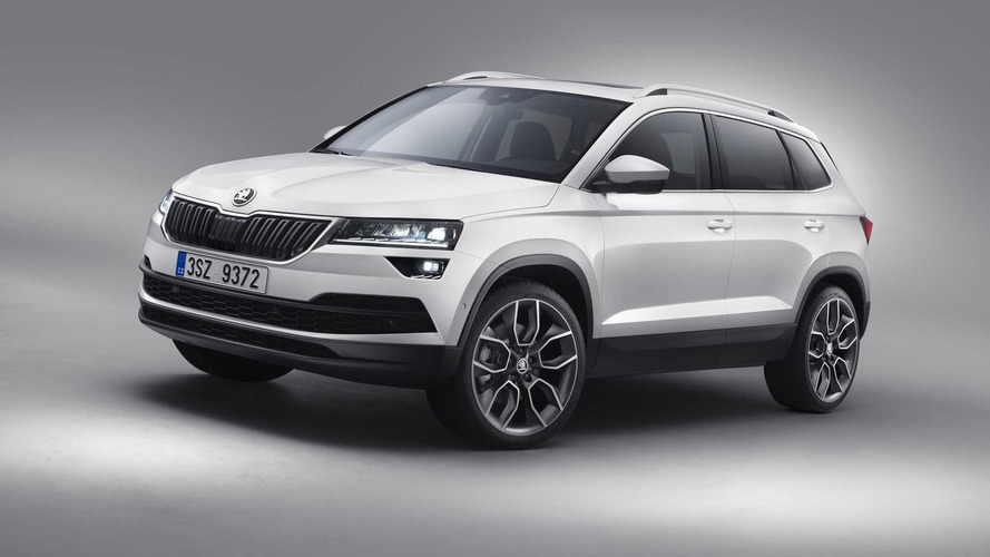 Skoda Karoq vRS Performance Version Under Consideration