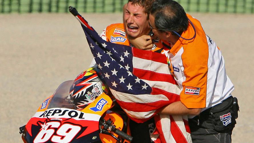 Galería: Nicky Hayden, el último campeón americano