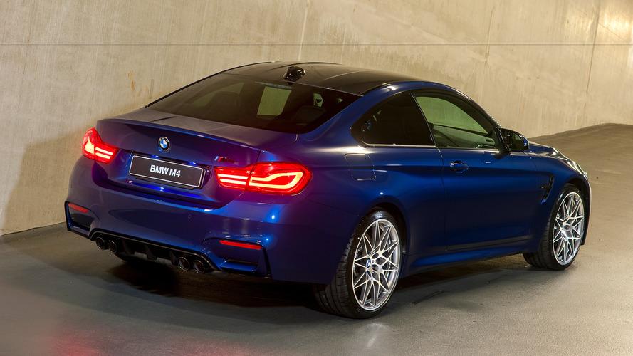 BMW M3 et M4 Avus et Telesto