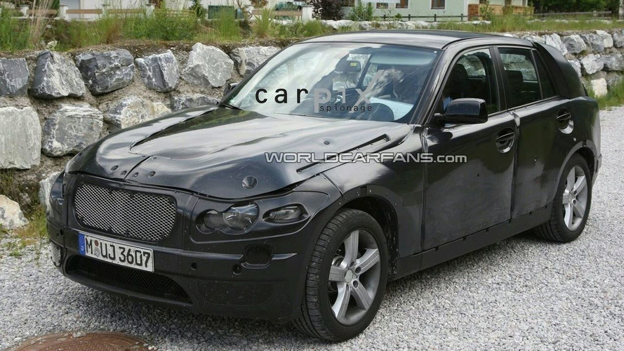 BMW X1 Concept & 7-series Hybrid to be Unveiled in Paris?